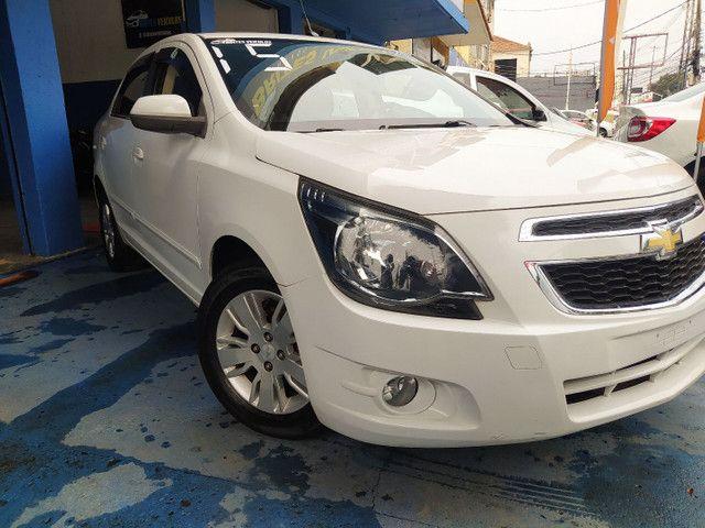 GM Cobalt 1.4 LTZ Aut + GNV
