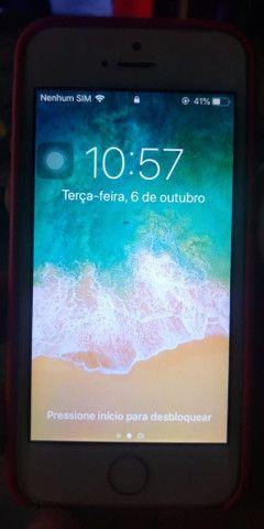 Vendo ou troco iPhone 5s por algo do meu interesse - Foto 3