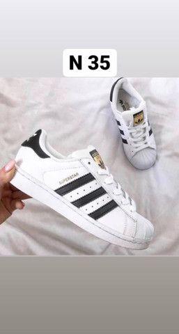 Tênis Adidas SuperStar N°35