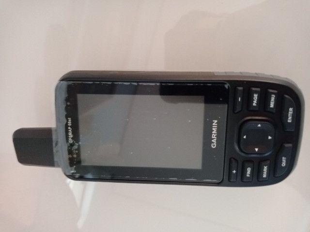 GPS Garmin 66st multisatelites importado