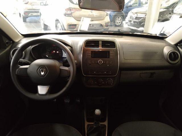 Nv Renault Kwid Zen 1.0 12v sce Flex 20/21 - Foto 5