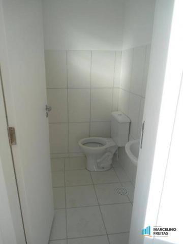 Apartamento com 3 dormitórios à venda, 101 m² por R$ 240.000,00 - Mondubim - Fortaleza/CE - Foto 16