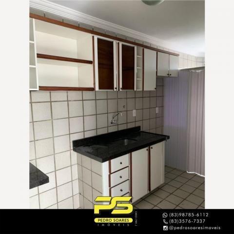 Apartamento com 2 dormitórios à venda, 58 m² por R$ 150.000 - Jardim Cidade Universitária  - Foto 10