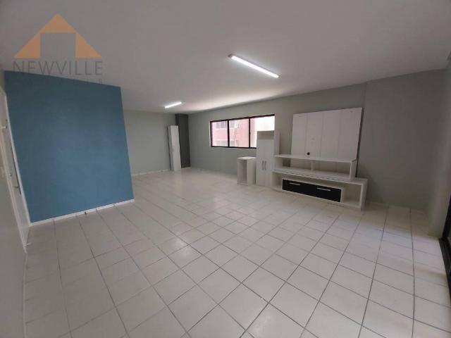 Apartamento com 4 quartos para alugar, 170 m² por R$ 6.000/mês com taxas- Boa Viagem - Rec - Foto 2
