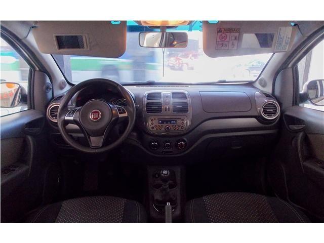 Fiat Grand siena 1.6 mpi essence 16v flex 4p manual - Foto 6