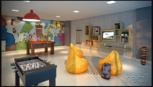 Apartamento à venda com 3 dormitórios em Benfica, Fortaleza cod:RL134 - Foto 10