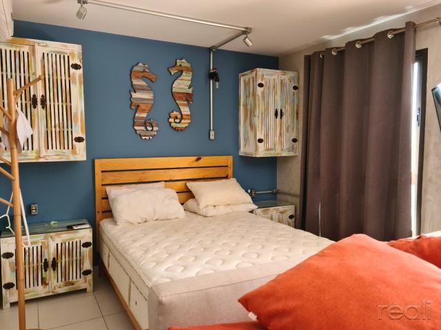 Apartamento à venda com 1 dormitórios em Cumbuco, Caucaia cod:RL560 - Foto 15