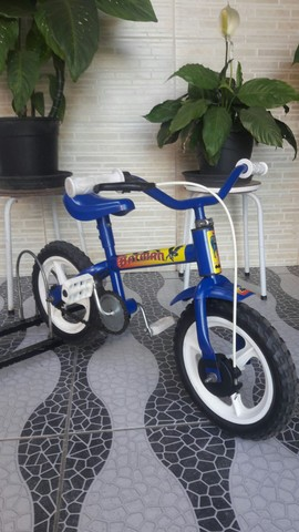 Bicicleta aro 12 impecável