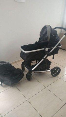 Carrinho de bebê travel system kiddo winner + Bebê conforto. - Foto 6