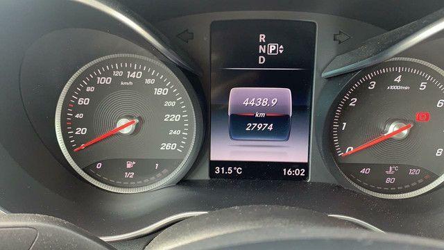 C180 Exclusive Turbo 2015 c/27.000km Falar c/Rose - Raion Mitsubishi - Foto 7