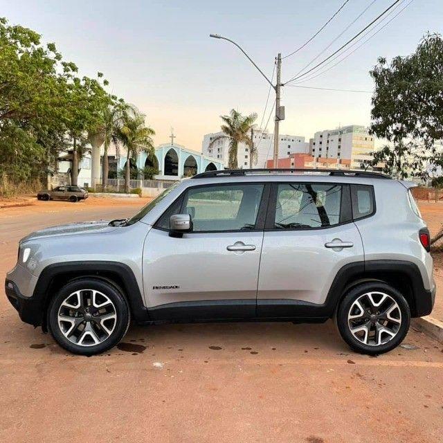 Jeep Renegade 2019 Longitude Top d linha ( Vendo a vista ou Financiado ) AC,troca - Foto 4
