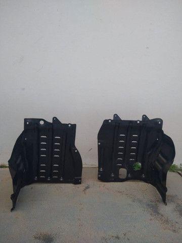 Vendo peito de aço Corolla 2001/2008