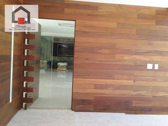 Casa no Residencial Castanheira, 400 m². 4 Suítes, 4 Vagas, à Venda, Ananindeua-PA - Foto 3