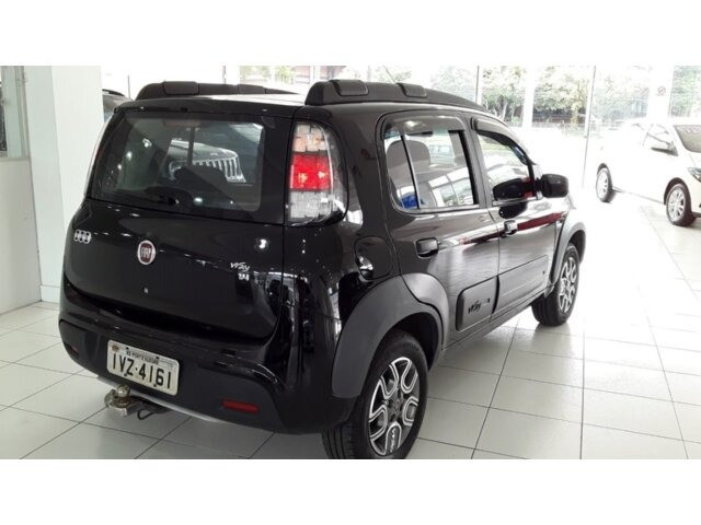 Fiat Uno Way 1.4 8V (Flex) 4p 2015 - Foto 6