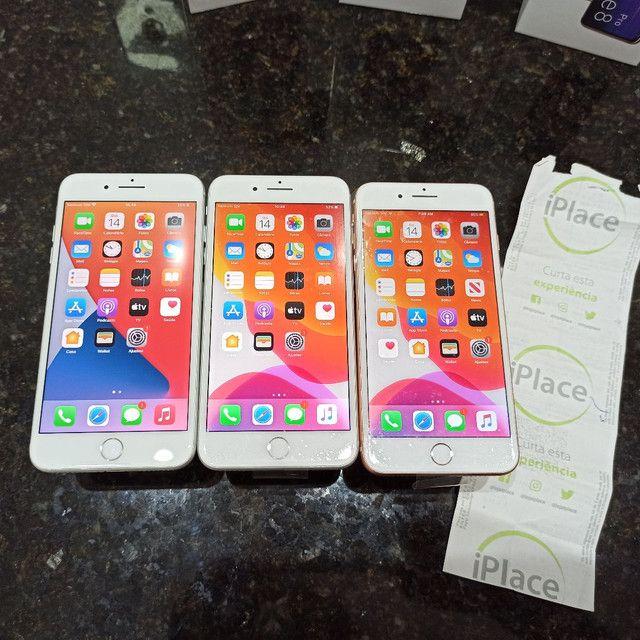 iPhone 8 Plus 64gb, Anatel, impecavel,Ac Trocas !! - Foto 2