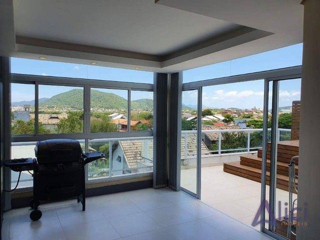 Cobertura com 2 dormitórios à venda, 120 m² por R$ 1.200.000 - Rio Tavares - Florianópolis