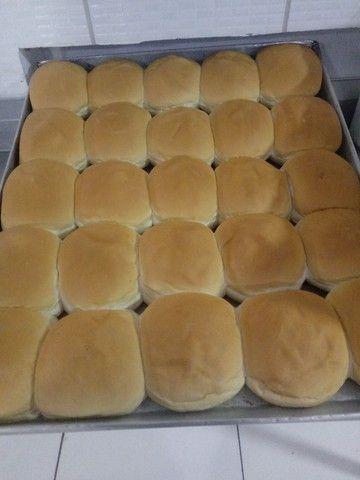 Pão hambúrguer todos tipo de pães  - Foto 5