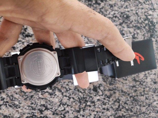 Vendo G-Shock GA-100 preto  - Foto 3