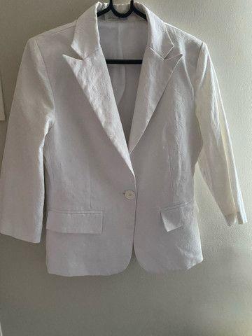 Blazer feminino casaco social R$ 40 cada - Foto 2