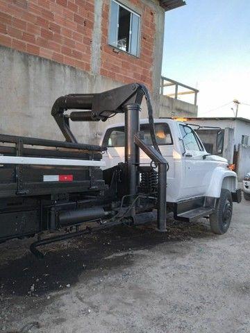 Caminhão D 12000 C/ Munck 3,5 Ton. . - Foto 5