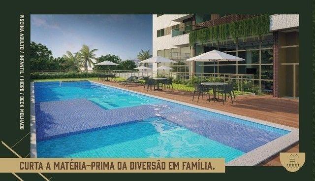 JS- Lançamento Várzea, ao lado da UFPE - 3 quartos 65-83m² | Praça das Seringueiras - Foto 3