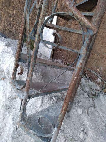Escada caracol  - Foto 5