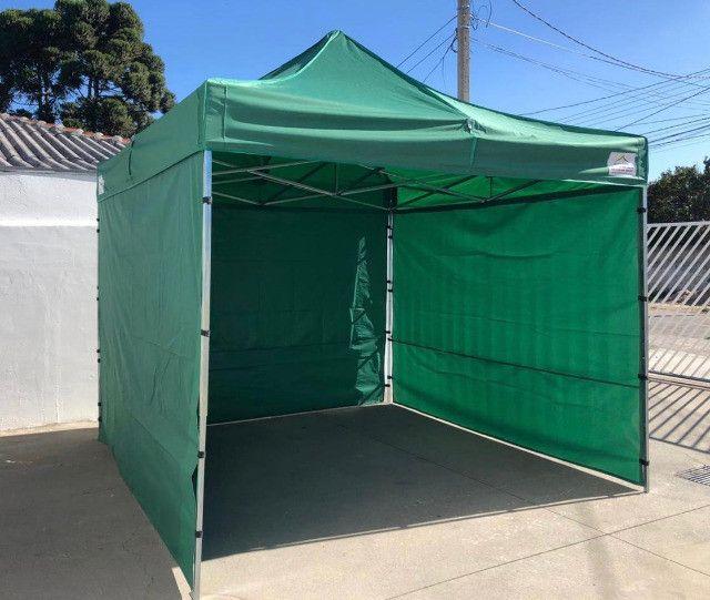 Tenda 3x3 Sanfonada - Foto 4