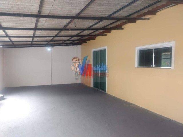 Casa no Conjunto Águas claras a 5 minutos da avenida das torres - Foto 12