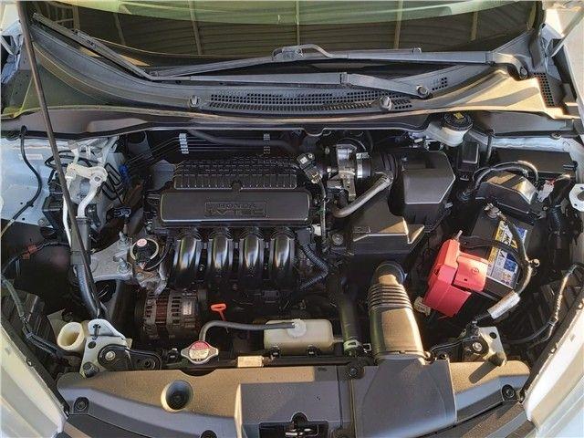 Honda City 2016 1.5 lx 16v flex 4p automático - Foto 12