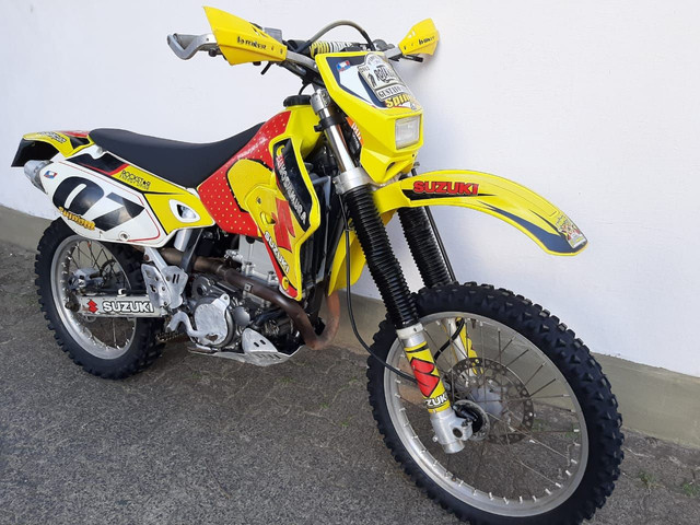 DR-Z400 2012 - Foto 14