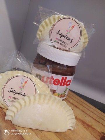 Pastéis de Nutella