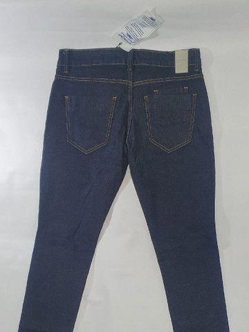 Calça jeans stretch folic. - Foto 2