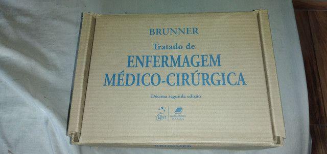 Coleção de enfermagem BRUNNER
