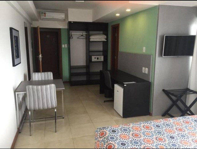 Aluguel - Celita - Apart Hotel - Próximo a Getúlio Vagas