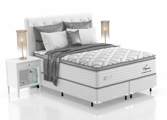 Cama Box King Probel - Para uma noite de sono tranquila!