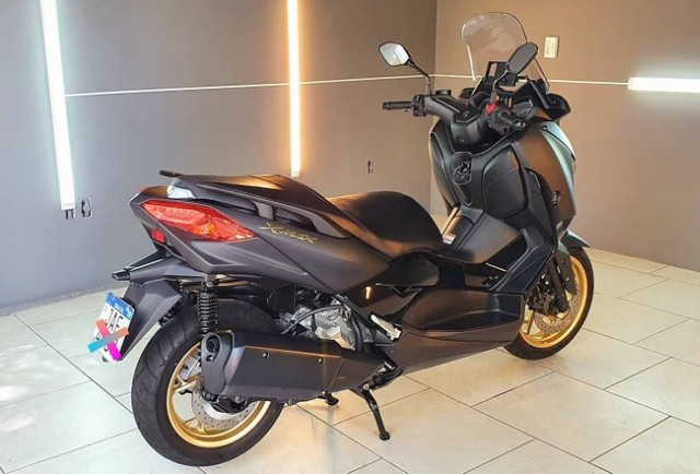 Yamaha XMAX 250 ABS - 1800 km - Zerada! - Foto 5