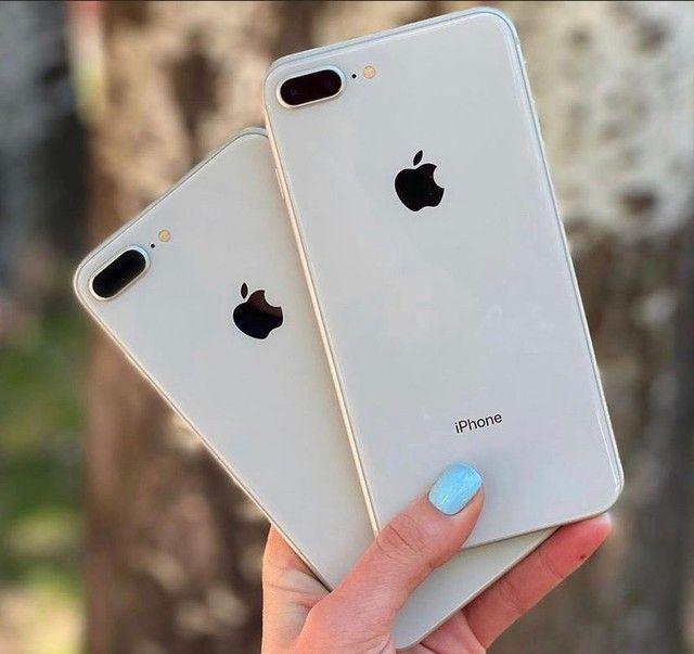 iPhone 8plus 64gb NUNCA USADO + garantia e cabo