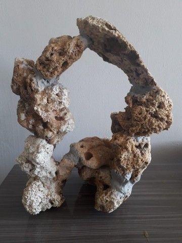Rocha Viva Escultura 5kg 8 Rochas