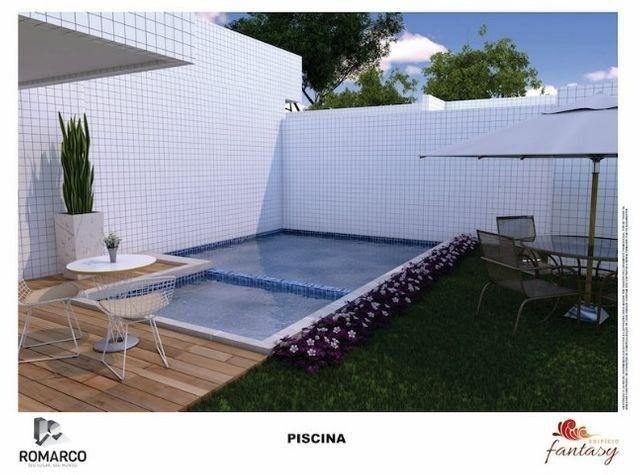 JS- Em construção! Apartamento 2 quartos (Suíte) em Casa amarela 50m² - Fantasy - Foto 10