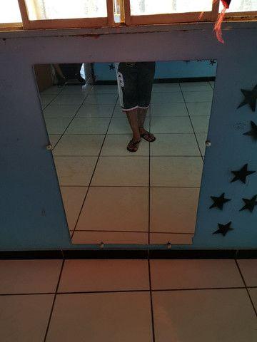 Espelho 160x80x6mm - Foto 2