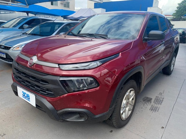 Toro Endurance 1.8 16V Flex Aut 2020-2021 Única dona 5mil km rodados R$ 87.990
