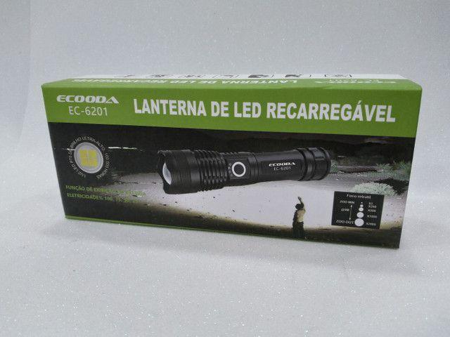 Lanterna de Led Recarregável  - Foto 4