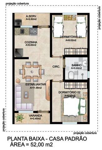 Casa no bairro Altos da Gloria - Foto 8