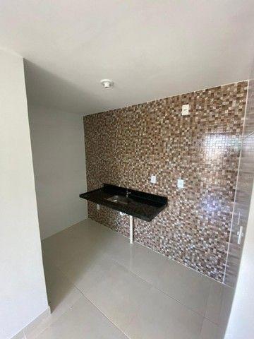 Apartamento no Cuiá com 2 quartos, varanda e vaga de garagem. Pronto para morar!!! - Foto 3