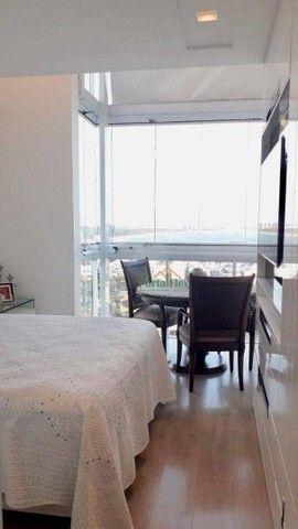 Apartamento com 4 dormitórios à venda, 180 m² por R$ 2.000.000 - Barro Vermelho - Vitória/ - Foto 12
