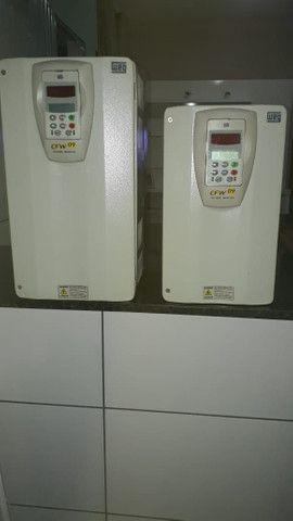 2 INVERSORES DA WEG /cfw09/cfw500 - Foto 4