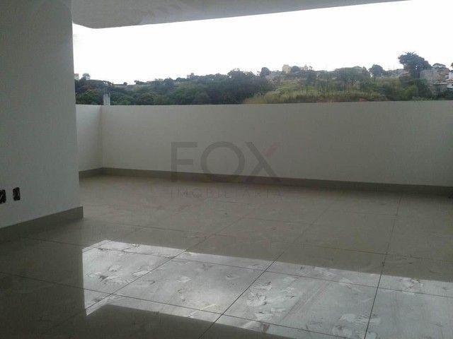 Apartamento à venda com 3 dormitórios em Castelo, Belo horizonte cod:7764 - Foto 2