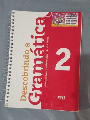 Livro - Descobrindo a Gramática 2