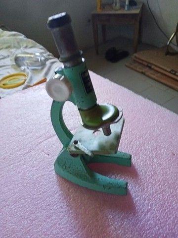 microscópio mini 650 reais - Foto 5