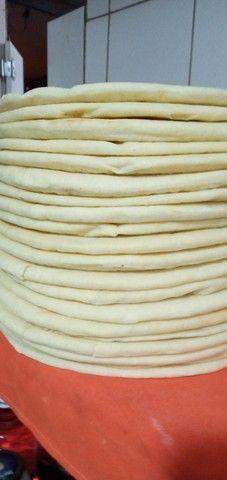 massa de pizza  - Foto 3